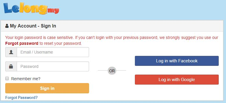Netpay Merchant ID – Lelong my Help